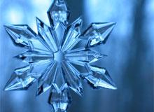 Из чего сделаны снежинки? Кристаллы льда образование.