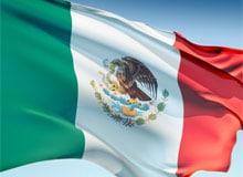 Что означает флаг Мексики и как он появился. Что изображено на мексиканском флаге.