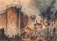 Бастилия тюрьма. День взятия Бастилии