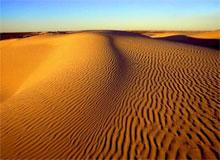 Что такое зыбучие пески? Зыбучие пески это что такое.