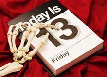 Почему пятница и число 13 считаются несчастливыми?