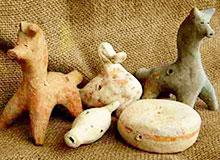 Были ли у детей игрушки в древние века?