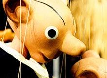 Как начинались кукольные представления?