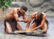 Как пещерные люди добывали огонь?