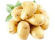 Где появился картофель?