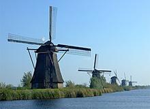 Как работает ветряная мельница?