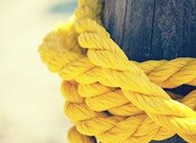 Как делают веревки?