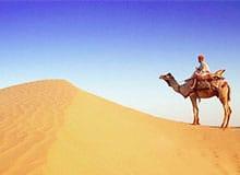Что такое пустыня?