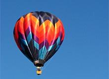Как был изобретен воздушный шар?