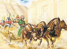 Существовали ли в Древнем Риме правила дорожного движения?