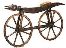 Где изобрели велосипед?