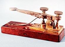Кто придумал телеграф?