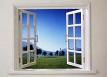 Когда в домах появились окна?