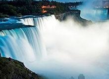 Какие водопады самые большие в мире?