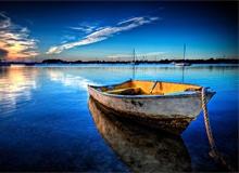 Кто сделал первую лодку?