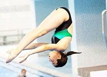 Сколько лет спортивным прыжкам в воду?