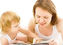 Как ребенок учится говорить?