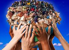 Сколько людей на нашей планете?