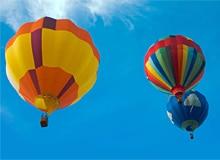Что заставляет воздушный шар подниматься ввысь?