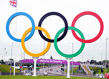 Что символизируют олимпийские кольца цвета значение