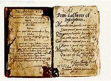 Как читали древние книги?