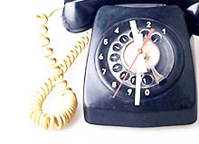Как работает служба времени по телефону?