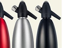 Как устроен сифон с сельтерской водой?