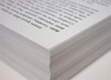 Как делают бумагу в наши дни?