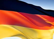 Какие цвета имеет флаг Германии?