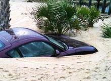 Как засасывают зыбучие пески?