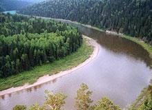 Как появились реки?