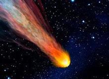 Из чего сделаны метеоры?