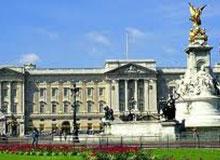 Когда был построен Букингемский дворец?