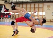 Сколько лет спортивной борьбе?