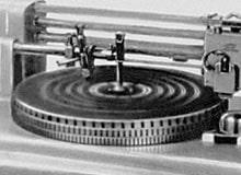 Когда была сделана первая звукозапись?