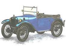 Кто построил первый автомобиль?