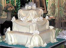 Когда появился свадебный пирог?