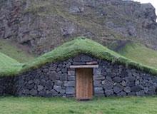 Какими были первые дома?