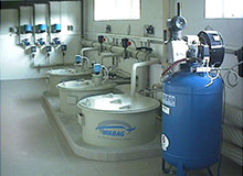 Что происходит на водоочистительных станциях?