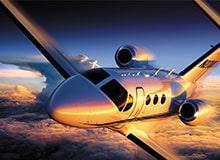 Как самолет взлетает без колес?