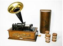 Как человек научился записывать звук?