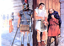 Как жили древние римляне?