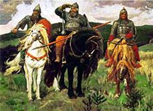 Существовала ли на самом деле «Застава богатырская»?
