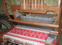Кто придумал ткацкий станок?