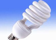 Как устроена лампа дневного света?