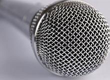 Как работает микрофон?