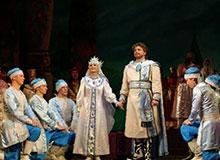 Когда появилась первая русская опера?
