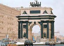 Сколько триумфальных арок было в Москве?