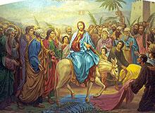 Чему посвящен праздник Вход Господень в Иерусалим?