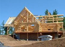 Почему строят дома на сваях?